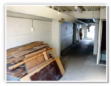 店舗の不用品回収の事例