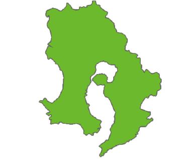鹿児島県の回収対応エリア